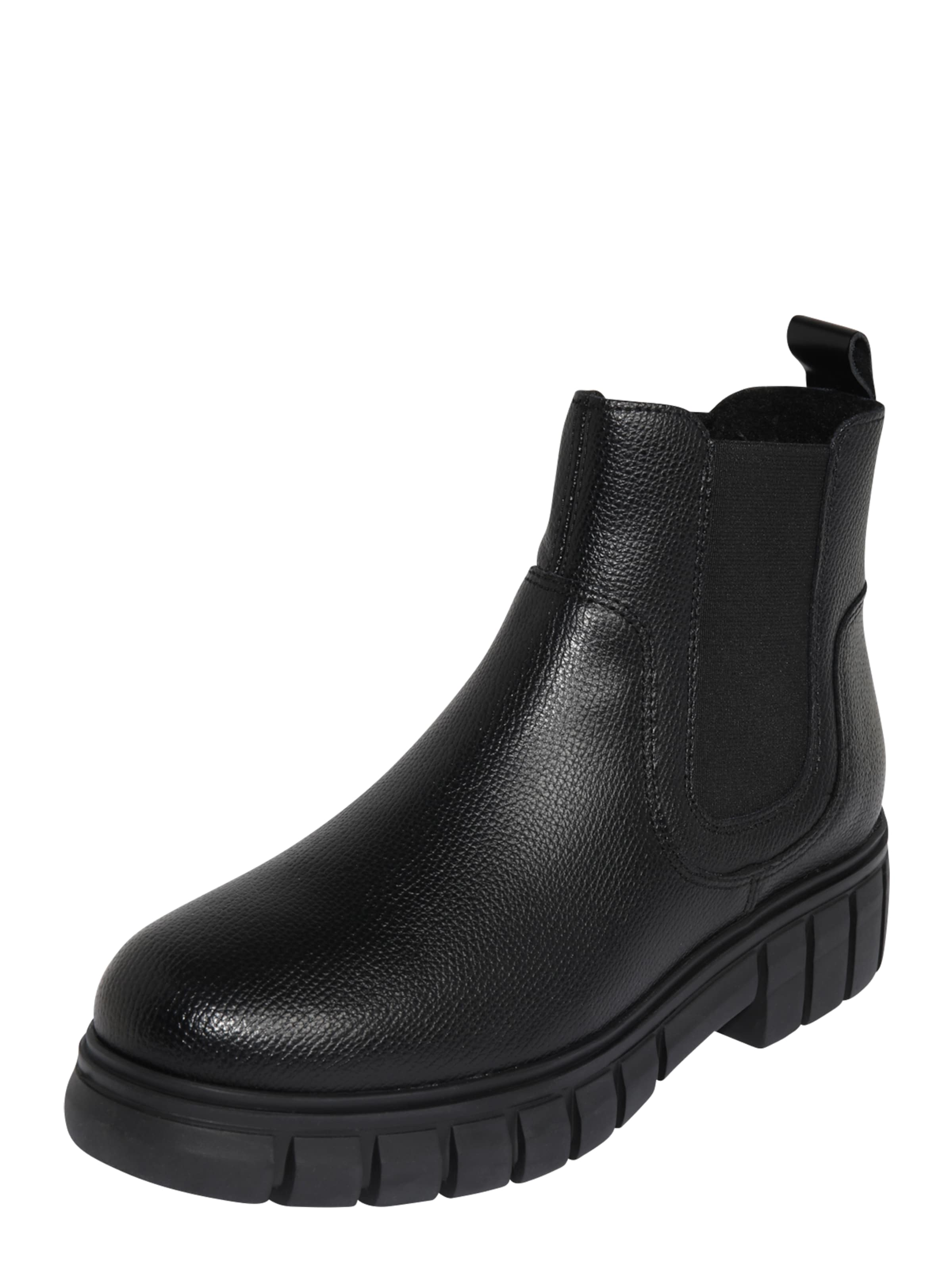 Shoe The Bear Chelsea boots 'REBEL' i svart