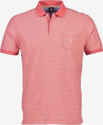 LERROS Shirt in hellrot / weiß, Produktansicht