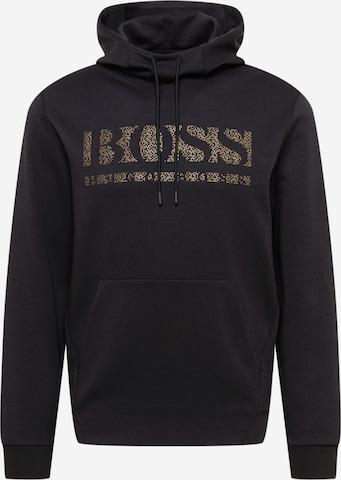 Sweat-shirt 'Soody 2' BOSS ATHLEISURE en noir