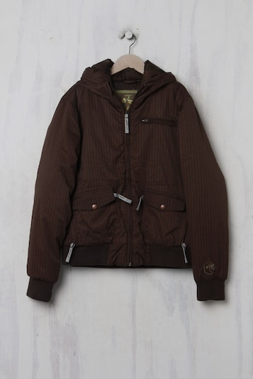 PROTEST Jacket & Coat in M in Light brown, Item view
