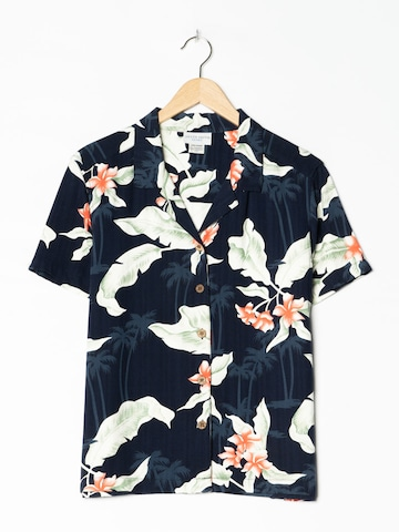 Jaclyn Smith Hawaiihemd in XL in Blau