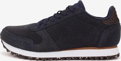 WODEN Sneakers laag in de kleur Navy, Productweergave