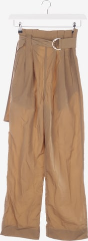 Ganni Pants in XS in Brown