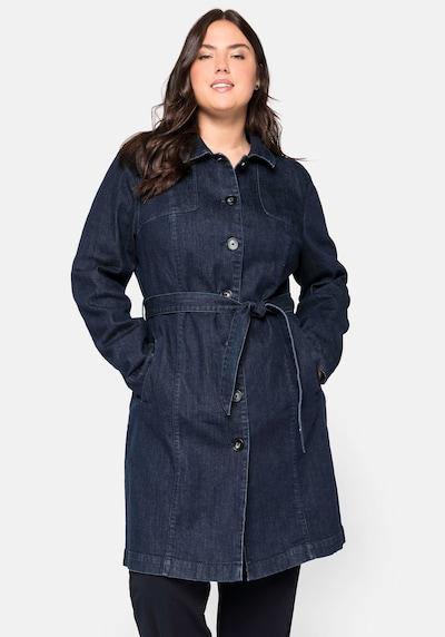 SHEEGO Přechodný kabát - tmavě modrá, Model/ka