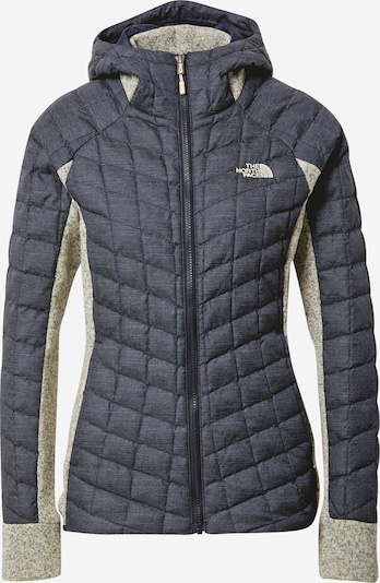 THE NORTH FACE Sportjas 'Thermoball Gordon Lyons' in de kleur Navy / Grijs, Productweergave