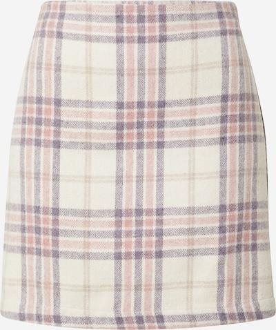 VERO MODA Skirt 'Shay' in Purple / Pink / White, Item view