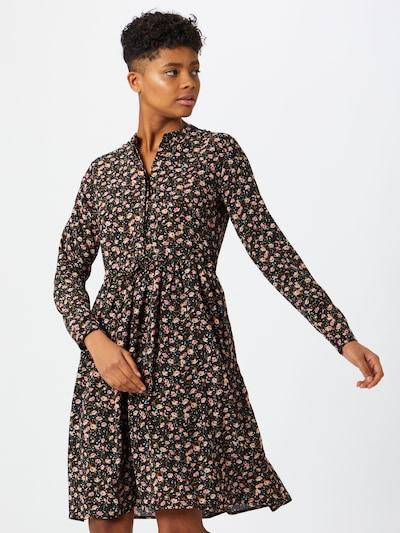 Moves Kleid 'Danisa' in mischfarben / hellpink / schwarz, Modelansicht