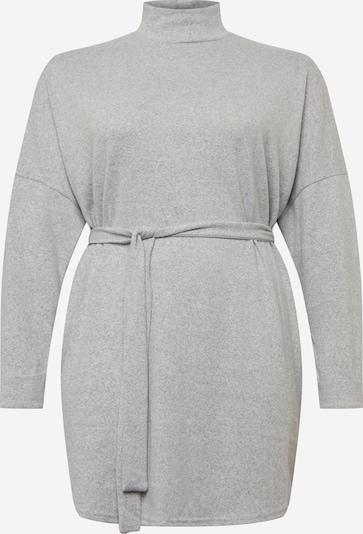 Noisy May Curve Robe 'Ava' en gris, Vue avec produit