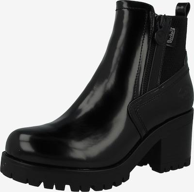 Dockers by Gerli Enkellaarsjes in de kleur Zwart, Productweergave