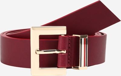 TOMMY HILFIGER Opasek - tmavě červená, Produkt