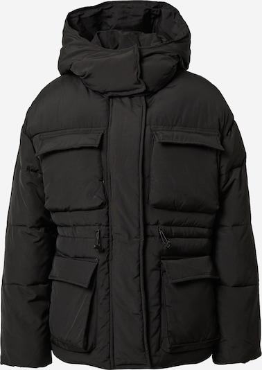Gina Tricot Zimska jakna 'Alba' u crna, Pregled proizvoda
