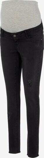 MAMALICIOUS Džinsi 'TARAGONA', krāsa - melns džinsa, Preces skats