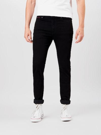 Tommy Jeans Jeans 'SIMON' in schwarz, Modelansicht