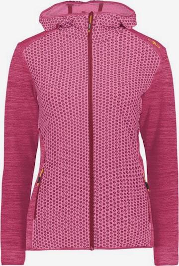 CMP Jacke 'Fix Hood' in pink, Produktansicht