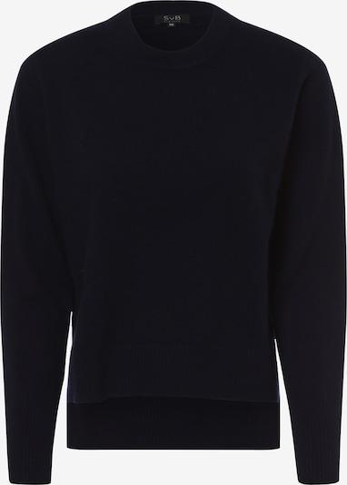 SvB Exquisit Pullover in dunkelblau, Produktansicht
