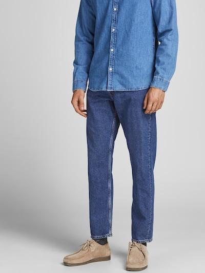 Jeans 'Chris' JACK & JONES pe albastru denim, Vizualizare model