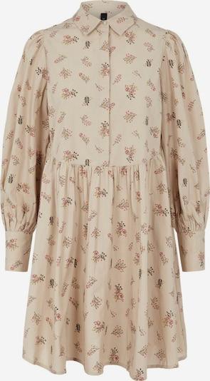 Rochie tip bluză 'Cutie' Y.A.S pe bej / galben / verde închis / portocaliu / roz, Vizualizare produs