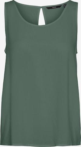 VERO MODA Topp 'Simply', värv roheline