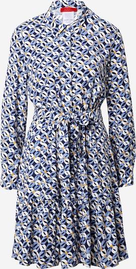 MAX&Co. Košilové šaty 'ROSATEA' - marine modrá / kouřově modrá / oranžová / bílá, Produkt