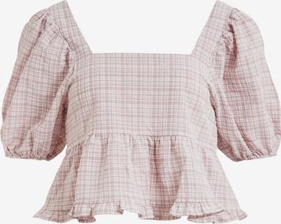 Bluză 'Girona' VILA pe rosé / alb, Vizualizare produs