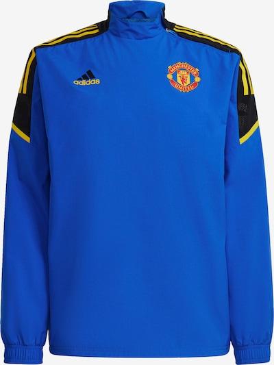 ADIDAS PERFORMANCE ' Manchester United Condivo Hybrid Oberteil ' in blau, Produktansicht