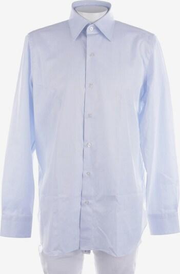 Finamore Businesshemd  in XL in himmelblau, Produktansicht