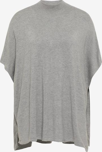 DreiMaster Klassik Cape en gris, Vue avec produit