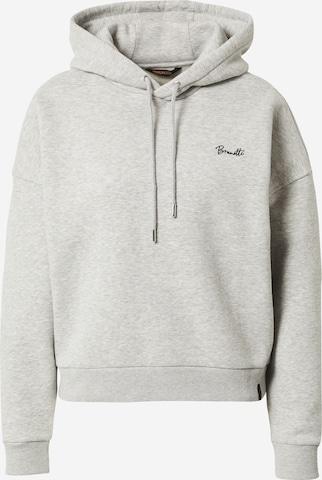BRUNOTTI Sportsweatshirt 'Donna' i grå