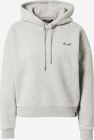 BRUNOTTI Sweatshirt 'Donna' in grau, Produktansicht