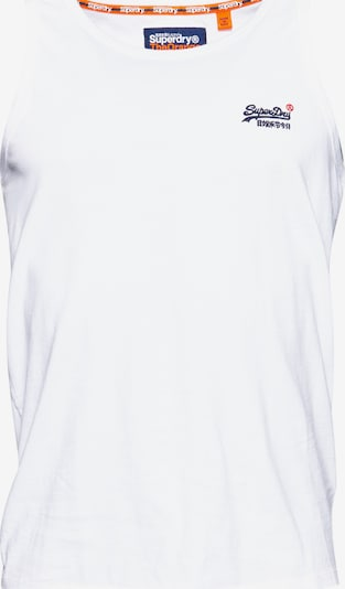 Superdry Shirt in de kleur Navy / Wit, Productweergave
