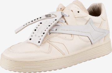 A.S.98 Sneakers 'Zeppa' in Beige