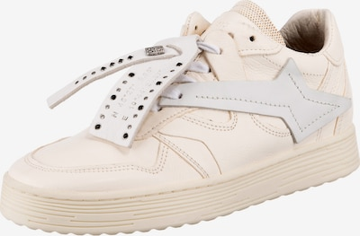 A.S.98 Sneakers low 'Zeppa' in Cream / White, Item view