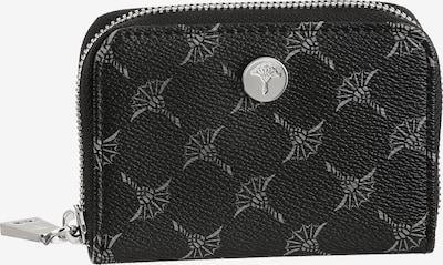 JOOP! Portemonnee in de kleur Zwart / Zilver, Productweergave