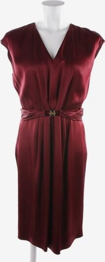 PAULE KA Kleid in M in dunkelrot, Produktansicht