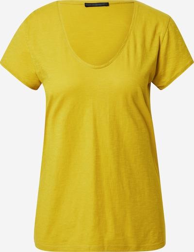 Tricou 'AVIVI' DRYKORN pe galben, Vizualizare produs