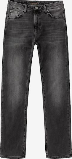 Nudie Jeans Co Jeans ' Straight Sally ' in dunkelgrau / schwarz, Produktansicht