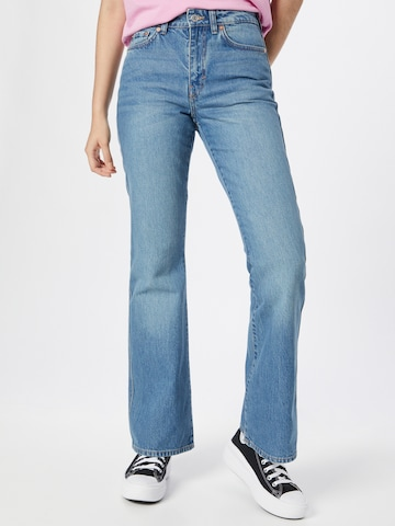 WEEKDAY Jeans in Blauw