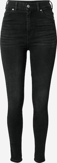 Dr. Denim Jeans 'Moxy' in de kleur Black denim, Productweergave