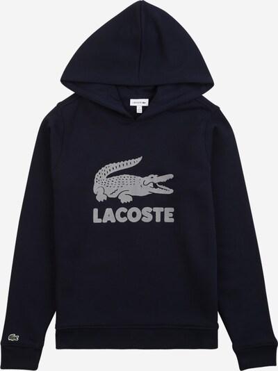 LACOSTE Sweatshirt in marine / silber, Produktansicht