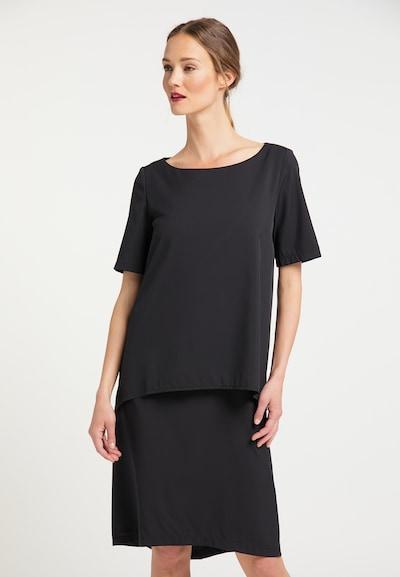 RISA Kleid in schwarz, Modelansicht