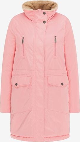 usha BLUE LABEL - Parca de invierno en rosa