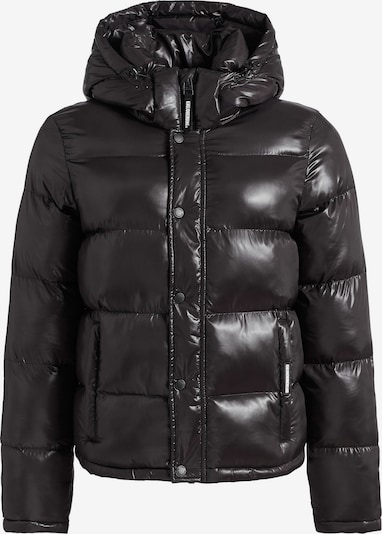 khujo Jacke 'CAMILLE' in schwarz, Produktansicht