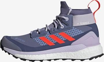 adidas Terrex Boots 'Free Hiker' in Purple