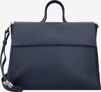 BREE Handtasche 'Pure 8' in dunkelblau, Produktansicht