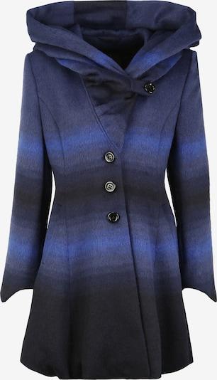 ERICH FEND Wintermantel 'ALVY-121' in de kleur Blauw, Productweergave