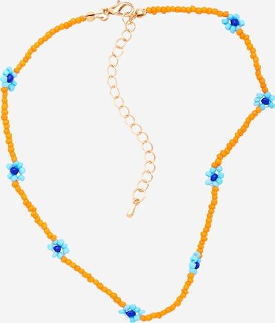 vegyes színek / narancs EDITED Lánc 'Amaris', Termék nézet