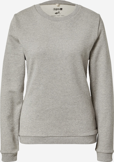Degree Sweatshirt in grau, Produktansicht