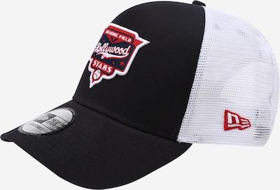 Șapcă 'MINOR' NEW ERA pe roșu / negru / alb, Vizualizare produs