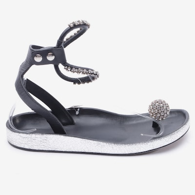 ISABEL MARANT Sandals & High-Heeled Sandals in 40 in Silver, Item view