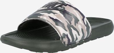 Nike Sportswear Žabky 'Victori One' - písková / námořnická modř / olivová / bílá, Produkt
